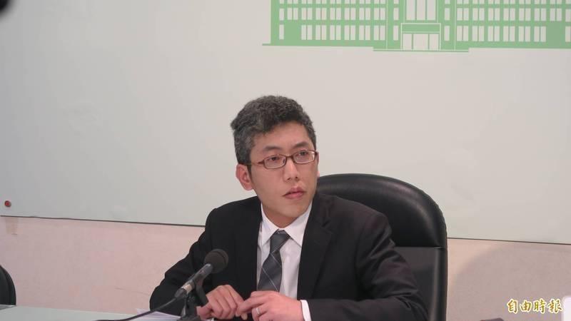 總統府前發言人丁允恭的懲戒案3日開庭。(資料照)