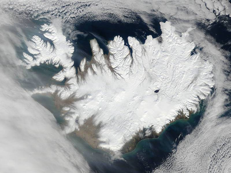 More than 10,000 earthquakes have occurred in Iceland since February 24.  (AFP file photo)