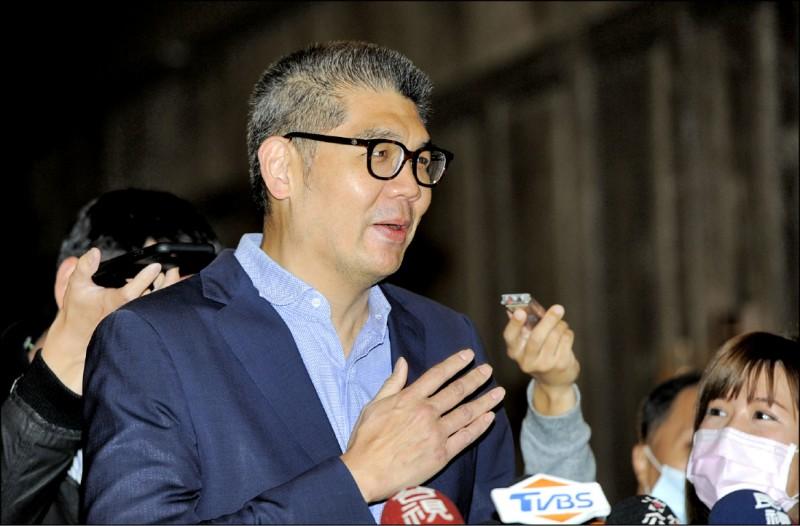 國民黨智庫副董事長連勝文昨在臉書發文表示,國民黨未來的主席,應定位為「專職黨主席」,不得兼任公職。(資料照)