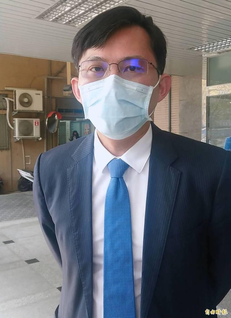 館長的委任律師、前立委黃國昌。(資料照)