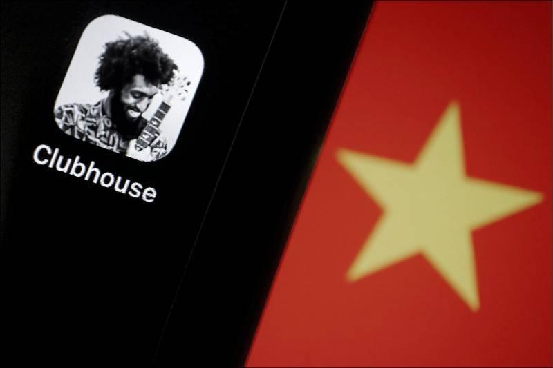 國防院政策分析員劉姝廷撰文分析,Clubhouse雖然帶給中共審查機制威脅,但反而成為利器,進行大外宣,且以語音為媒介的Clubhouse可能加劇假訊息散布,並成為認知站的共聚,操作對台統戰「聲」入人心。(路透)