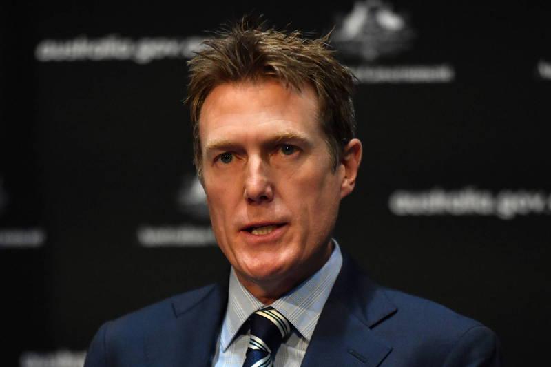 澳州司法部長波特(見圖)遭指控性侵,今堅稱自己無罪,否認所有指控,也表示不會下台。(歐新社)
