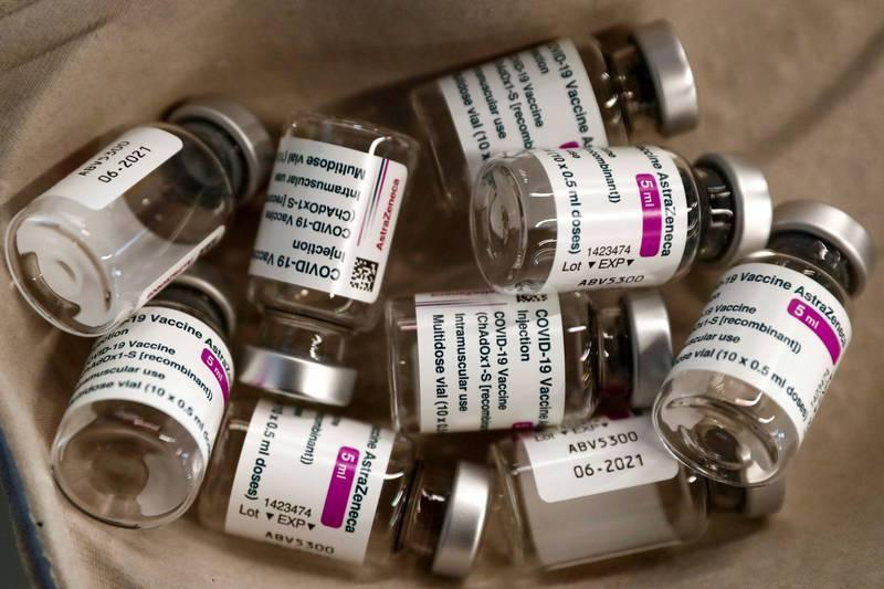 北韓將從COVAX獲得約170萬劑AZ疫苗。(路透)