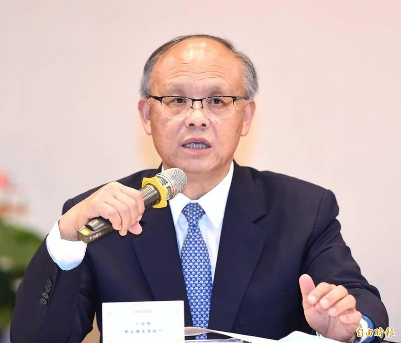 行政院政務委員鄧振中(見圖)表示,新南向是台灣國力提升,我國與東南亞等國關係更密切。(資料照,記者方賓照攝)