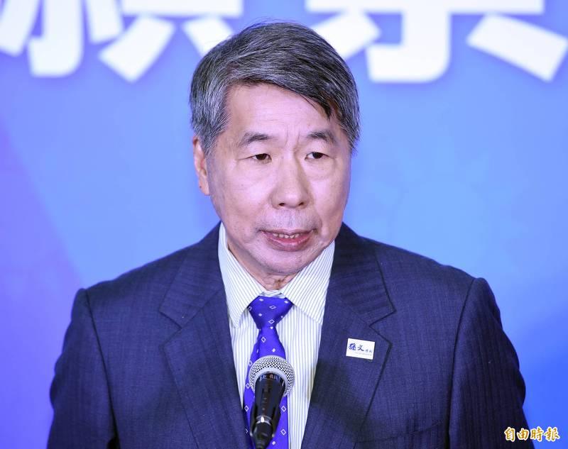 江啟臣接受外媒專訪談話 張亞中酸「讓民進黨笑了」 - 政治 - 自由時