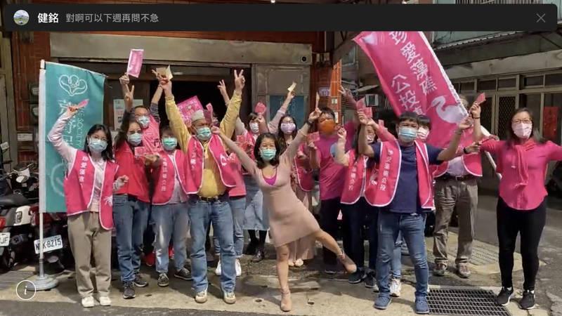 藻礁公投連署飆破50萬份,環團邀週六日「穿粉紅衣」展守護初心。(藻礁公投小組提供)