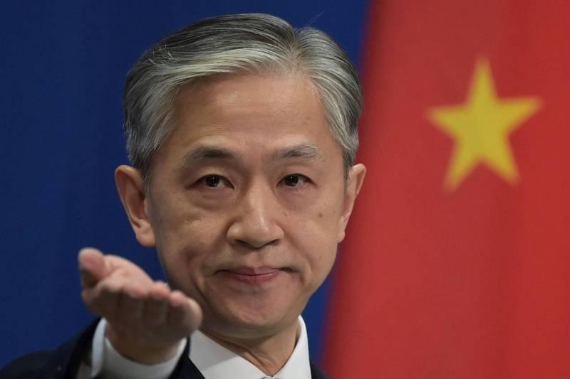 布林肯指中國是最大地緣政治考驗 中外交部酸:搞小圈子沒出路