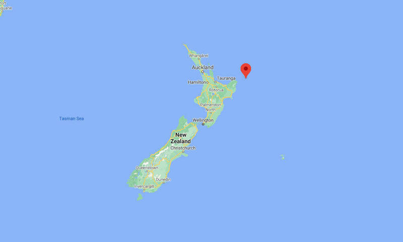 紐西蘭深夜爆規模7.3強震!最高3米海嘯直衝東北部