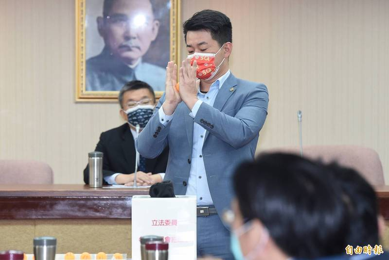 陳柏惟罷免案 中選會:第一階段審核通過