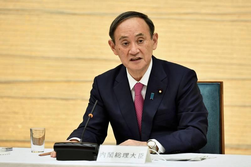 Japanese Prime Minister Yoshihide Suga.  (Reuters file photo)