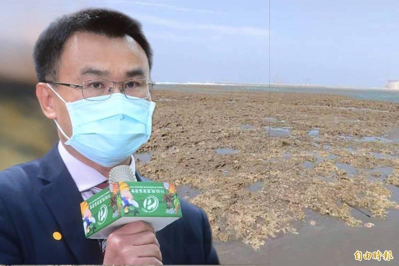 藻礁公投爭議 環團與陳吉仲會面破局