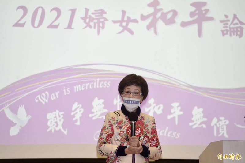 小英擔任首任女總統 呂秀蓮:要超越「女性沙文主義」 - 政治 - 自由時