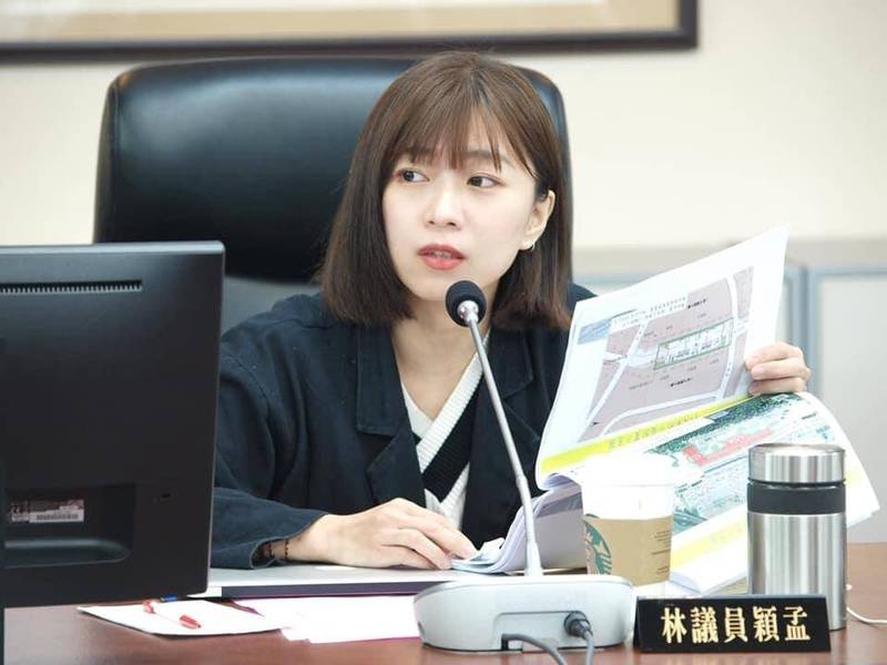 台北市議員林穎孟(見圖)近日因228事件、轉型正義問題,與台北市長柯文哲隔空交火。(林穎孟提供)