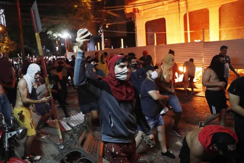武漢肺炎》為安撫民怨 巴拉圭總統阿布鐸撤換多名首長