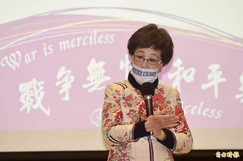 中禁進口台鳳梨 呂秀蓮:兩岸春暖花開變春寒料峭 - 政治 - 自由時報電