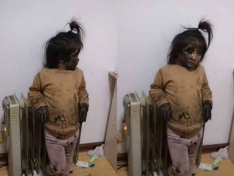 原PO表示女兒一臉囂張。(圖取自臉書社團「爆廢公社二館」)