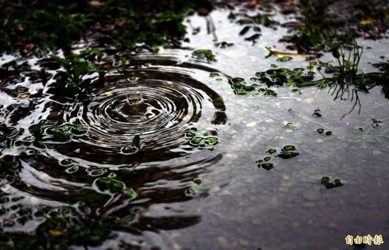 鄭明典說,今年春雨偏在河川下游平地,較無法「留住儲用」,所以今年最先感受到缺水壓力的,應該就是新竹與台中這2縣市。(資料照)