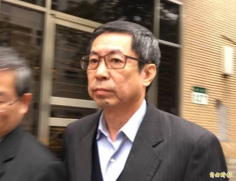 富商翁茂鍾(見圖)的筆記本,意外引爆司法醜聞案。(資料照)
