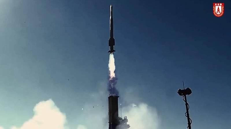 土耳其國防部長戴米爾表示,「HISAR-O」防空飛彈系統已於日前試射成功。(圖翻攝自IsmailDemirSSB官方推特)