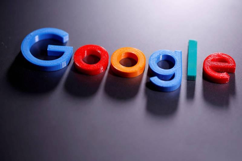 谷歌今天表示,將禁止軍方相關帳號使用其公司的服務。(資料照,路透)