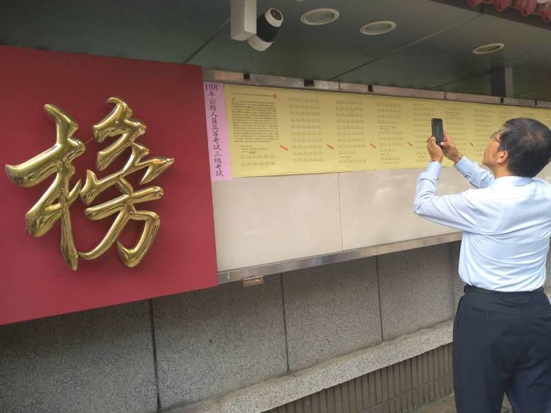 民進黨立委何志偉提出數據指,近幾年公務員每年超過1500人離職,點出考績「黑箱」的問題。(資料照)
