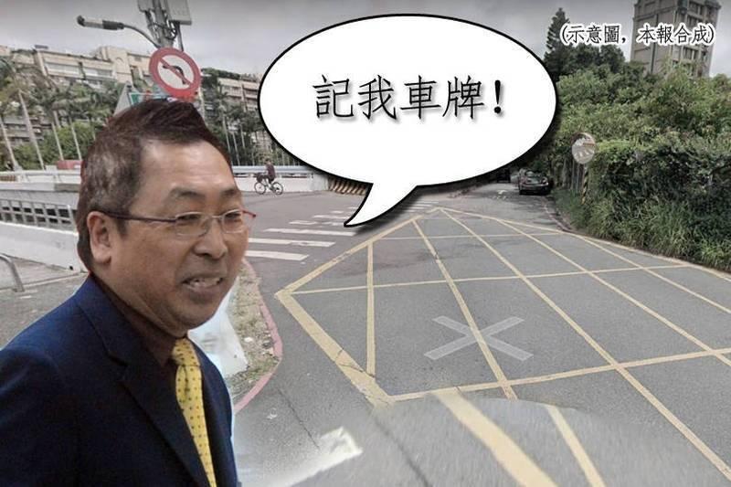 警方認為唐湘龍涉嫌製肇事逃逸,訊後依肇事逃逸罪嫌函送法辦。(資料照,本報合成)