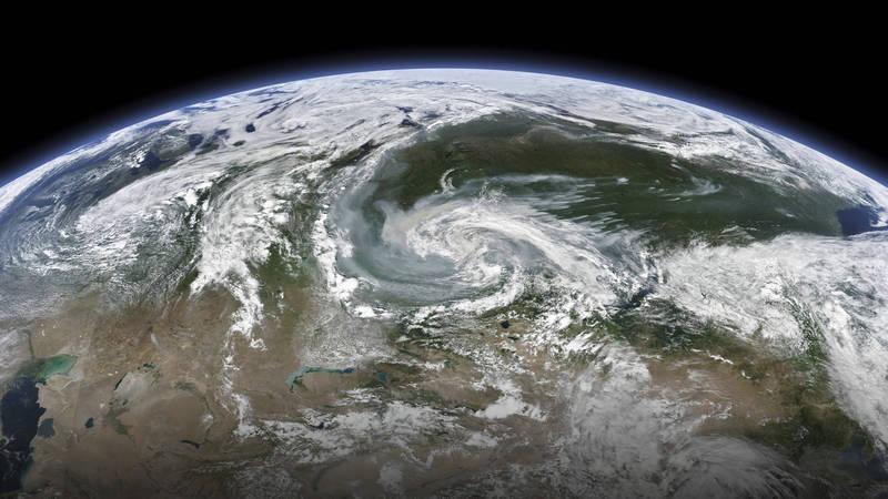 日本東邦大學的學者尾崎和海和美國喬治亞理工學院學者萊因哈德在《自然地球科學》雜誌發布的研究指出,地球大氣中除了二氧化碳以外,還有1種氣體未來將會消失殆盡。(美聯社檔案照)