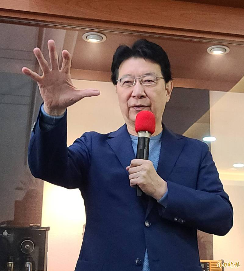 趙少康通「八股」鬧笑話 黃光芹酸:選總統前先認識台灣!