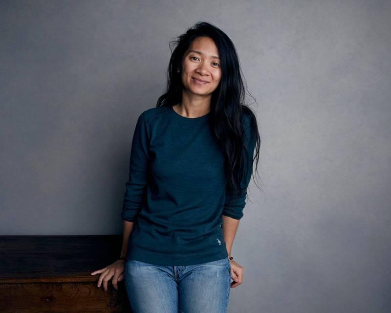 電影《游牧人生》導演趙婷(見圖)曾批評中國「遍地謊言」,使其電影在中國的檔期迅速消失。(美聯社)
