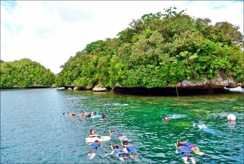 台帛旅遊泡泡成真,帛琉旅遊團預計4月1日首航,由中華航空737-800執飛,該機型可載客158人。 (資料照)
