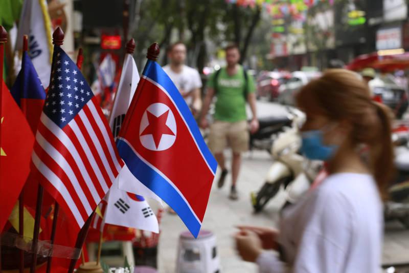 北韓強調,美方若不放棄敵視政策,雙方就不會有對話。(美聯社)
