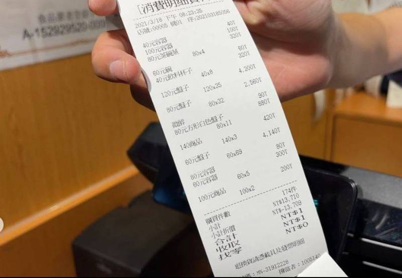 大胃王網紅吃貨豪豪在IG秀出照片,共吃了174盤。(圖片擷取自IG/martinispig)