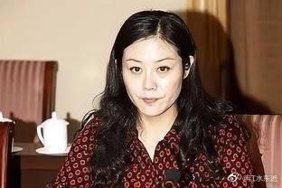美女副市長姜保紅。(圖擷取自微博畫面)