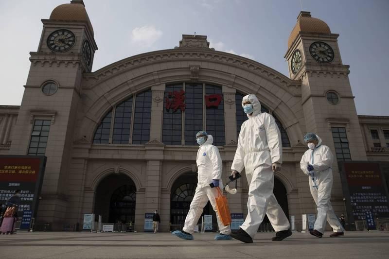 國際醫療期刊《刺胳針》最新報告顯示,武漢感染人數在去年4月已超過130萬,遠多於官方報告的5萬354例。(美聯社)