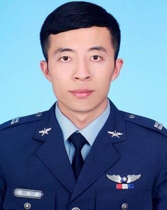羅尚樺中尉駕駛F-5E戰機殉職。(空軍提供)