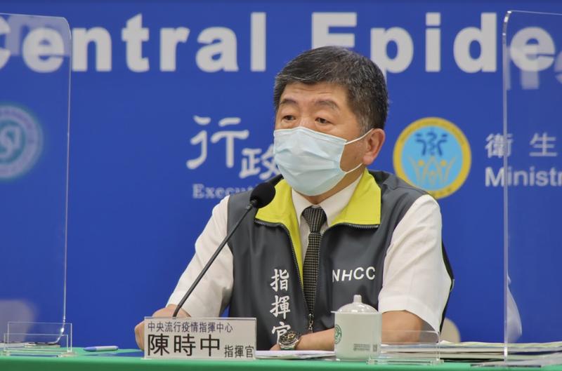 中央流行疫情指揮中心指揮官陳時中說,全世界都亟需疫苗,他不希望挑釁,「疫苗進來緩慢非國家之福」。(指揮中心提供)