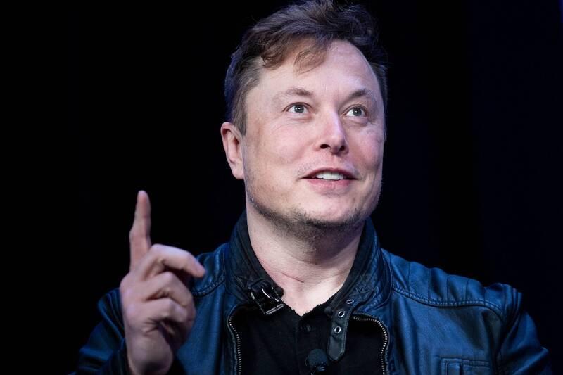 馬斯克(見圖)今(23)日說,SpaceX的星際飛船將在2030年登陸火星。(法新社)
