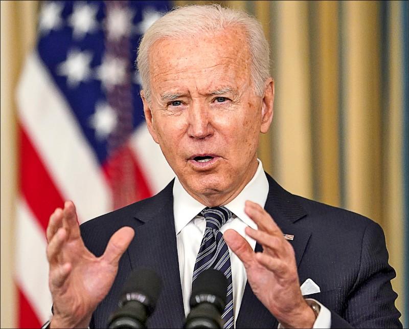 華盛頓郵報二十三日社論指出,美國總統拜登上任後對中國展現強硬的「起手式」,正是目前所需要的「重設」美中關係的開端。(路透檔案照)