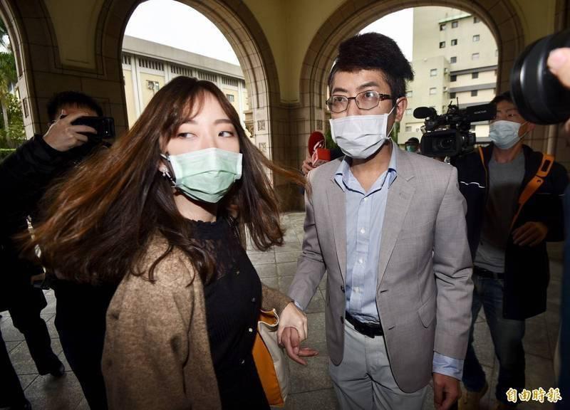總統府前發言人丁允恭在辦公室跟女記者做愛,被判撤職、停用兩年。(資料照)