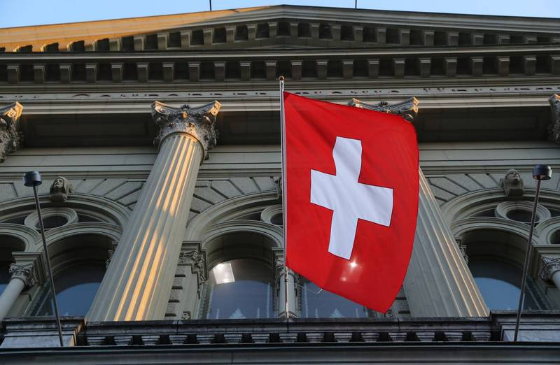 The neutral country Switzerland released the