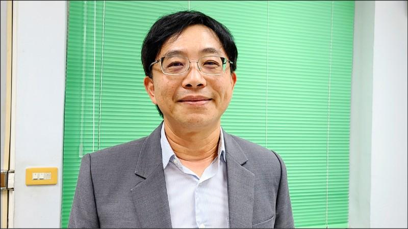 成大電機系教授李忠憲(資料照)