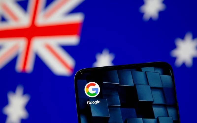 澳洲政府立法行動使谷歌做出讓步,已自行和澳洲當地媒體談妥引述內容需付出的費用。(路透)