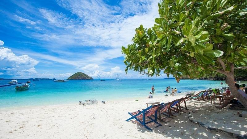 泰國觀光局宣布7月1日起,已接種疫苗的外國遊客到訪普吉島無需隔離。(泰國觀光局提供)