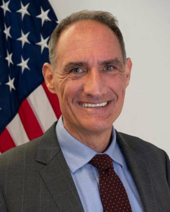 美國駐澳洲代理大使高德曼(Michael Goldman)。(圖翻攝自美國駐澳大使館官網)