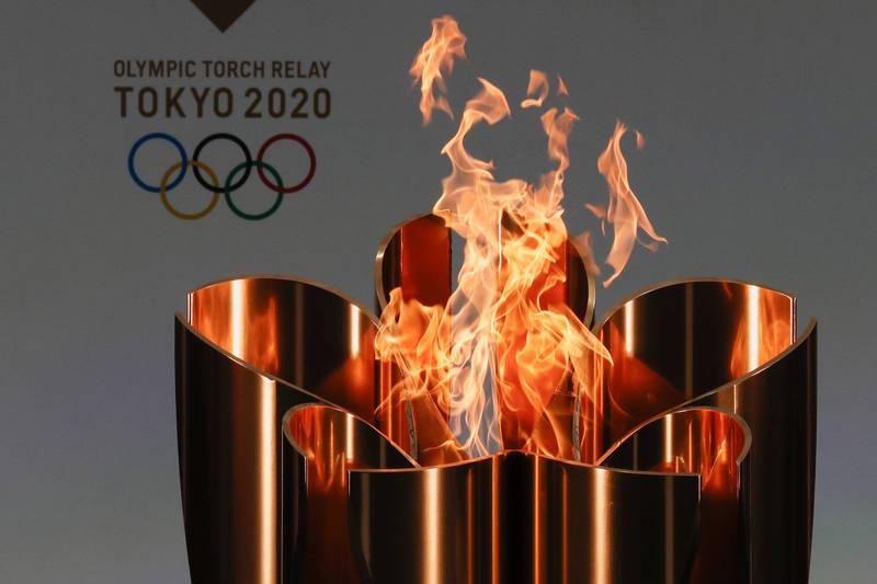 大阪府政府希望停辦原訂於本月14日舉行的聖火傳遞活動。(美聯社)