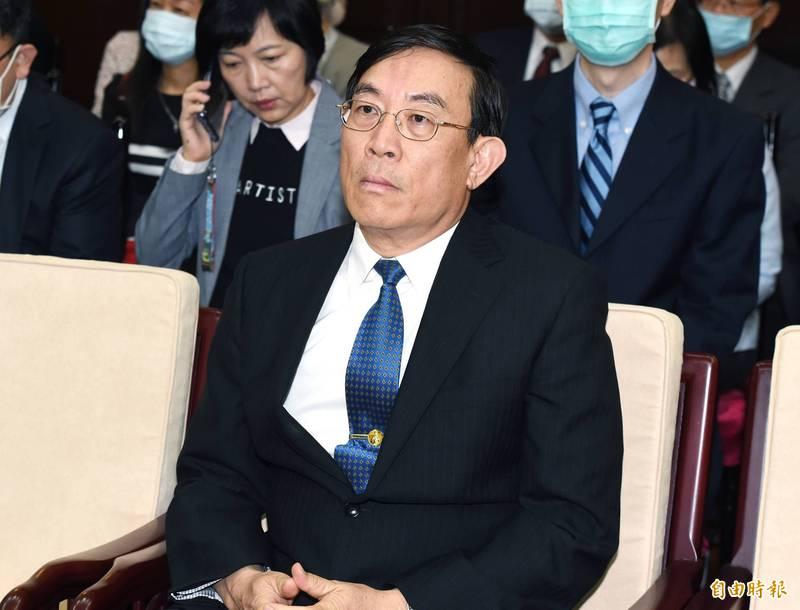 台高檢檢察長邢泰釗出任「0402緊急協調中心」主任。(資料照)