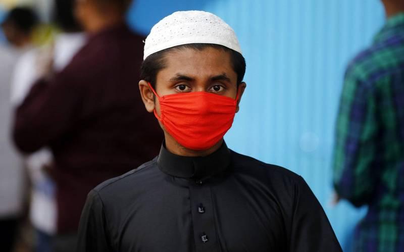 孟加拉政府今(3)日宣布,將從下週一(4月5日)起封城7天。(歐新社)