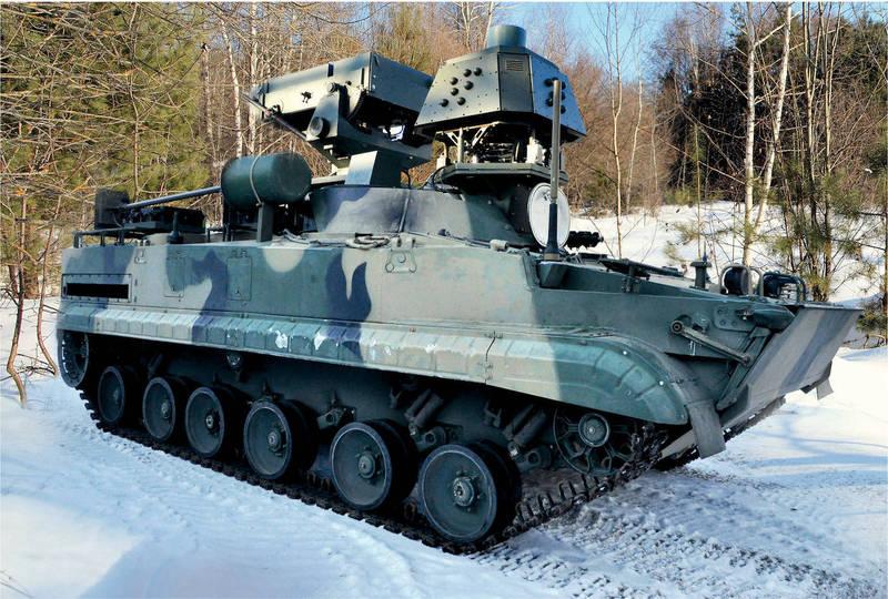 俄羅斯新研發的「Magister-SV」防空自動射控系統,將於今年展開量產。(圖擷自Rostec網站)