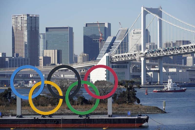 北韓宣布不參加東京奧運,成為全球第一個因疫情宣布不參加東奧國家,日本東京奧運組織委員會對此感到「晴天霹靂」。(歐新社)