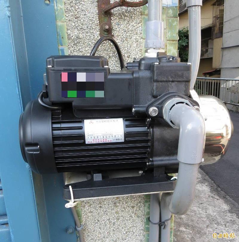 限水「供5停2」今天上路,台電提醒記得關抽水馬達,家中有電熱水器及飲水機也要注意水量避免空燒。(資料照)